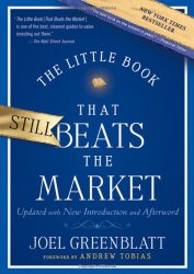 Book cover: The Little Book That Still Beats the Market by Joel Greenblatt